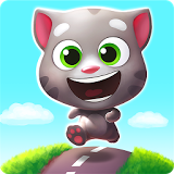 Иконка Talking Tom Gold Run