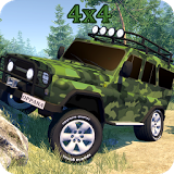 �конка Russian Cars: Off-road 4x4