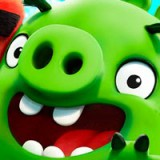 �конка Angry Birds Holiday