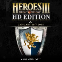 Иконка Heroes of Might: Magic 3 HD