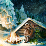 �конка Winter Island CRAFTING GAME 3D
