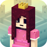 �конка Princess World: Craft & Build