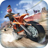�конка Realistic Bike 3D Scooter Race