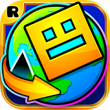 Иконка Geometry Dash World
