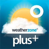 Иконка Weatherzone Plus (4.2.1) на телефон или планшет