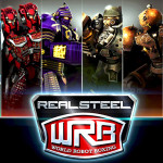Р�РєРѕРЅРєР° Real Steel World Robot Boxing (Реальная сталь)