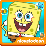 Р�РєРѕРЅРєР° Sponge Bob moves in Apk RUS (Спанч Боб въезжает)