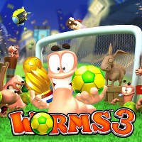 ������ Worms� 3 APK ���������� ������ � ��� (�������� 3)