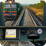 Иконка Train driving simulator