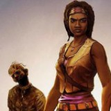 �конка The walking dead: Michonne