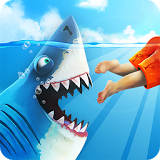 Иконка Hungry Shark World