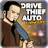 Иконка Drive Thief Auto: Crime City