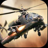 �конка Gunship Battle: Helicopter 3D