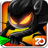 �конка Stickman Revenge: Shadow Run