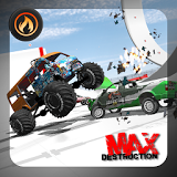 �конка Car Crash Maximum Destruction
