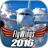 �конка Flight Simulator 2016 HD