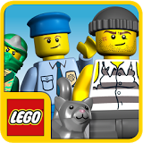 �конка LEGO Juniors Quest
