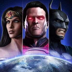 Р�РєРѕРЅРєР° Injustice: Gods Among Us на Телефон и Планшет Apk и Кэш (Mod Money)