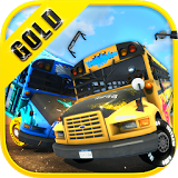 �конка Bus Demolition Derby GOLD+