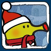 �конка Doodle Jump Christmas Special
