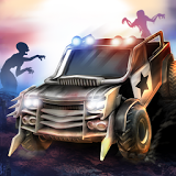 �конка Mad Hill Climb Police Racing