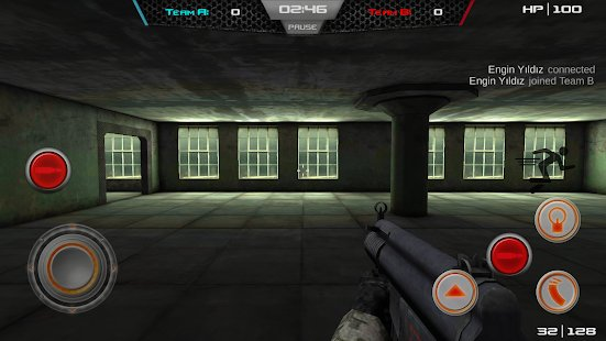 Скриншот Bullet Party Modern Online FPS
