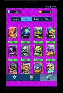 Скриншот Clash Royal Chest Simulator