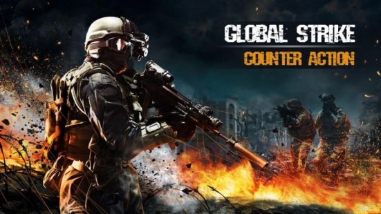 Скриншот Global Strike: Counter Action