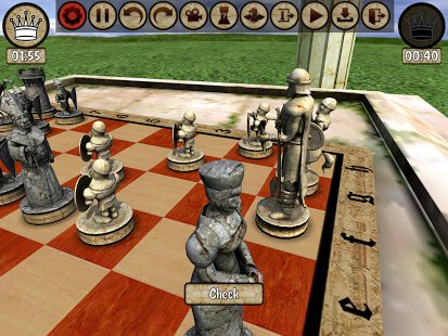 Скриншот Warrior Chess