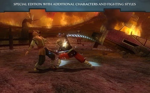 Скриншот Jade Empire: Special Edition