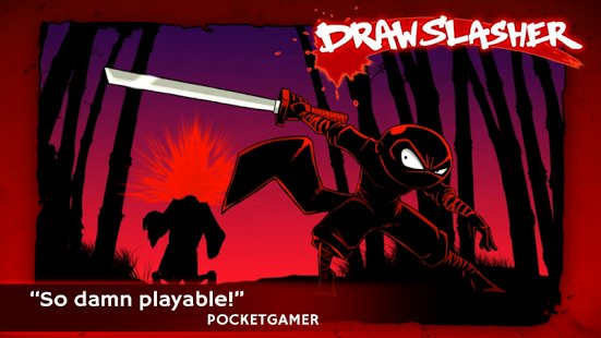 Скриншот DRAW SLASHER by Mass Creation