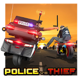 �конка Police vs Thief MotoAttack