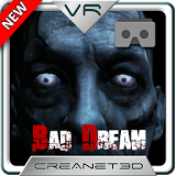 Иконка Bad Dream VR Cardboard Horror