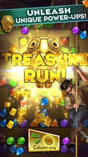 Скриншот Temple Run: Treasure Hunters