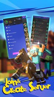 Скриншот Multiplayer Master for MCPE