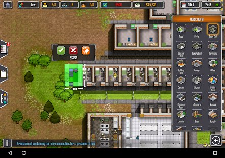 Скриншот Prison Architect: Mobile
