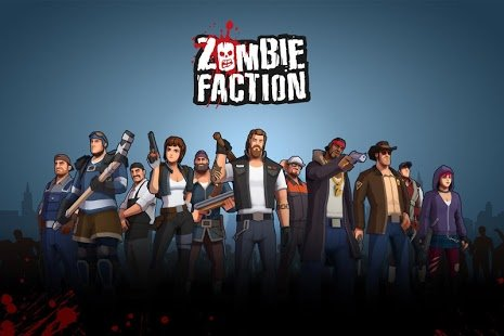 Скриншот Zombie Faction - Battle Games