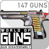 �конка World of Guns: Gun Disassembly