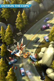 Скриншот Smash Bandits Racing