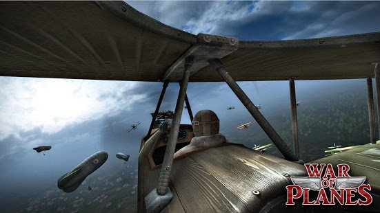 Скриншот Sky Baron: War of Planes