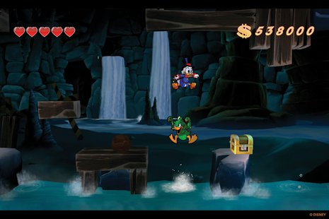 Скриншот Ducktales: Remastered (Утиные истории)