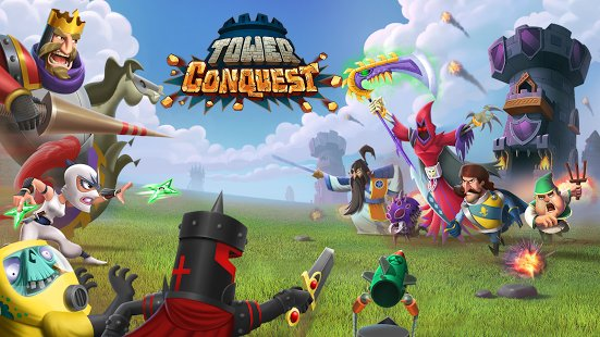 Скриншот Tower Conquest