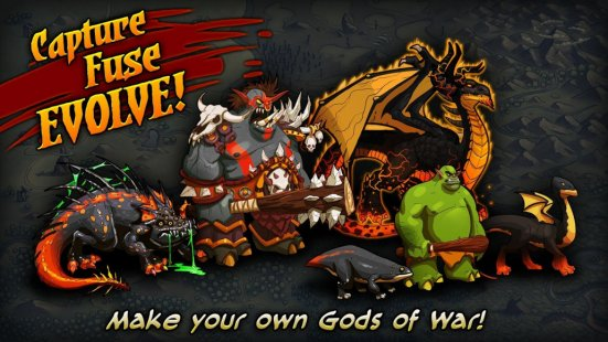 Скриншот Forge of Gods GOLD