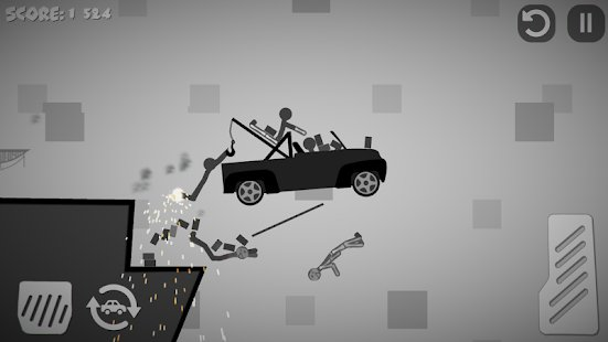 Скриншот Stickman Destruction 4 Annihilation