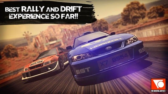 Скриншот Rally Racer Drift