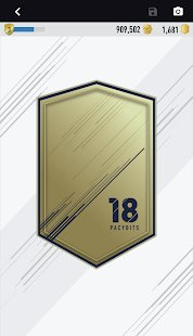 Скриншот FUT 18 Pack Opener by PacyBits