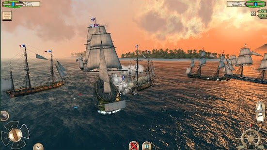 Скриншот The Pirate: Caribbean Hunt
