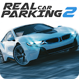 �конка Real Car Parking 2 : Driving School 2018