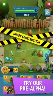 Скриншот Plants vs. Zombies 3