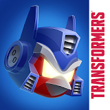 �конка Angry Birds Transformers
